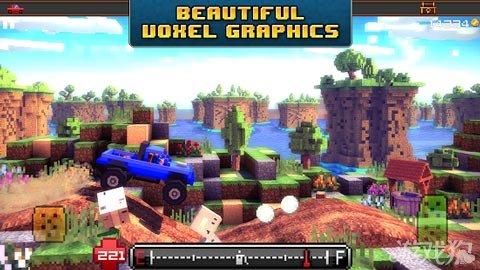 像素赛道安卓版发布 DogByte Games推出2
