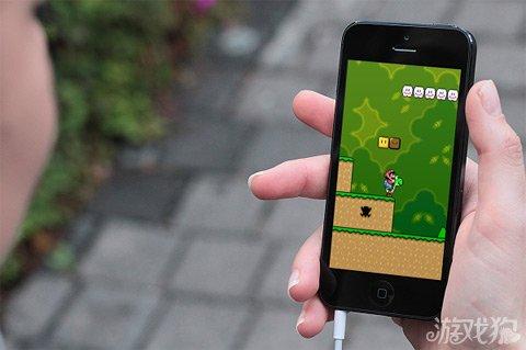 任天堂:超级马里奥暂时不会登陆iOS1