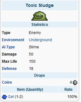 terraria史莱姆怪物图文攻略16