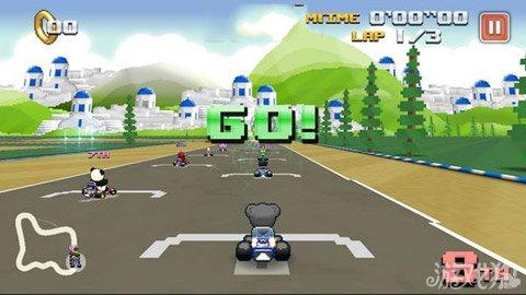 超级世界卡丁车大奖赛亮相Kickstarter3