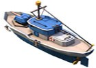 Boom Beach战舰支持设施升级所需资源数据1