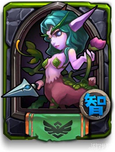 全民英雄魅惑魔女绿卡牌数据大全1