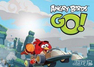 愤怒的小鸟Go登顶145国iOS免费榜2