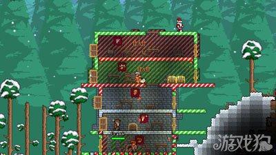 terraria圣诞节主题双蛋前更新1