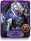 全民英雄死亡骑士蓝卡牌数据大全5