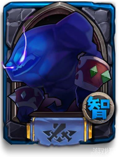 全民英雄谜团蓝卡牌数据大全1