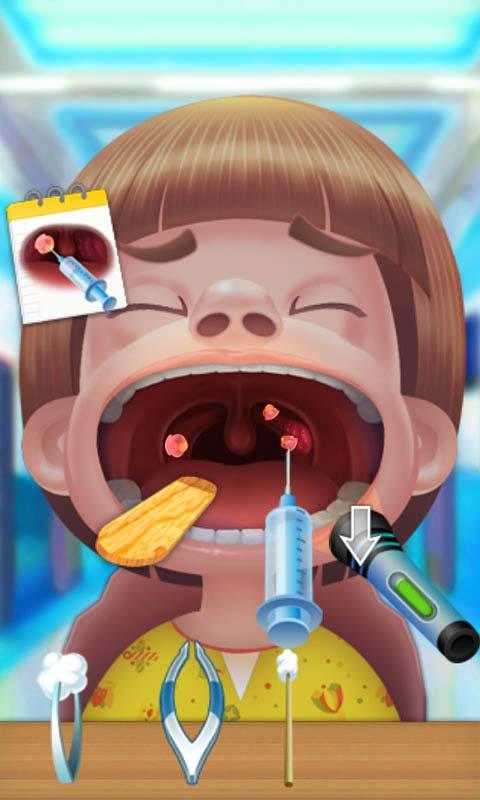 嗓子结构示意图