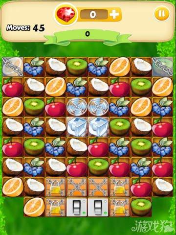 水果碰撞上架双平台 休闲类消除游戏2