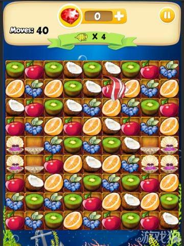水果碰撞上架双平台 休闲类消除游戏4