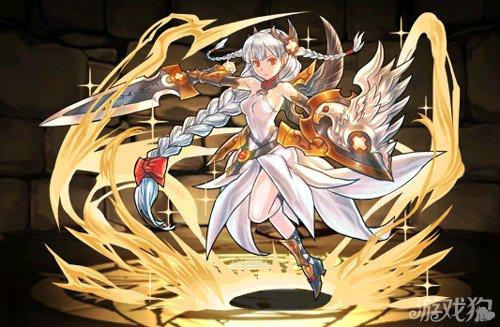 龍族拼圖白盾女神組隊方案推薦