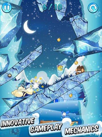 冰块切割上架双平台 益智游戏新作2