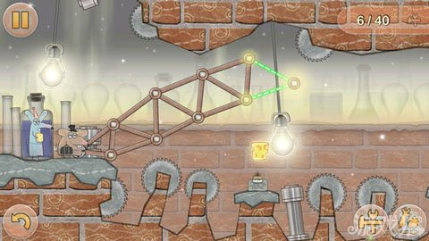 老鼠吃奶酪上架iOS 闯关益智游戏3