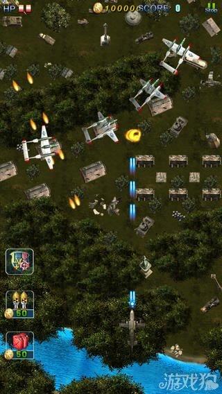 全民打飞机上架iOS 空中射击游戏1