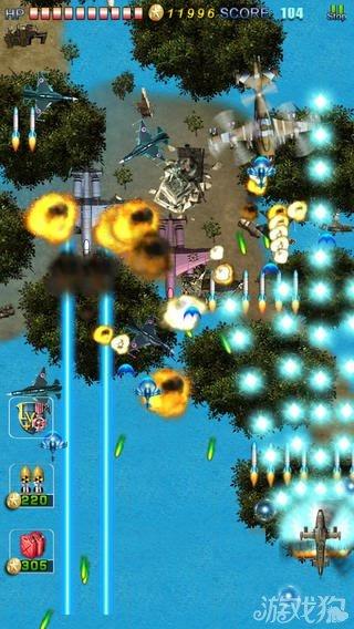 全民打飞机上架iOS 空中射击游戏2