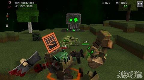 这款游戏是前作《沙盒堡垒》(block fortress)的衍生作品沿承...