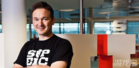 Supercell潘纳宁:以小搏大 想做芬兰的任天堂1