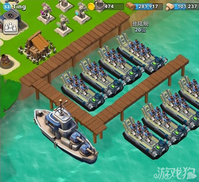 Boom Beach国产大神成为首位突破700杯玩家3