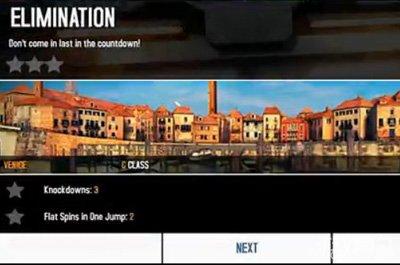全民英雄第三赛季关卡3-16威尼斯撞击赛攻略1