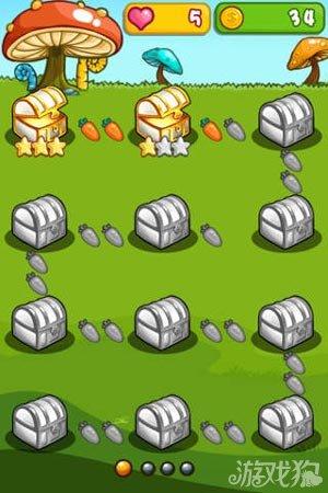 兔兔爱消除上架iOS平台 萌兔爱消除1