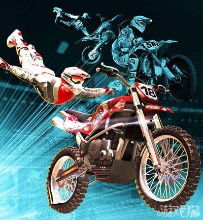 Glu神秘摩托竞速游戏上线 超级特技即将来袭1