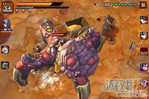 亡灵杀手BOSS刘备第二形态攻略1