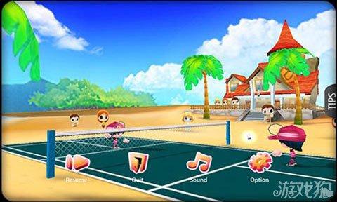 3D羽毛球2上架双平台 体育竞技类游戏4