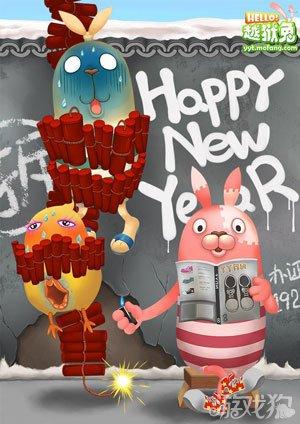 hello越狱兔正版即将上线 2014最受期待休闲游戏5