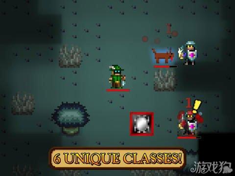 主教之旅2空降iOS平台 地牢探索策略游戏2