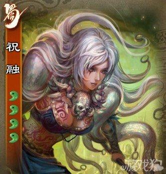 武艺高强,善使飞刀,是《三国演义》中写到的唯一真正上过战场的女性.