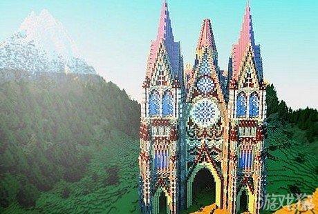 我的世界生命之门大教堂