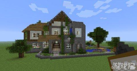 我的世界欧式小别墅庭院类型