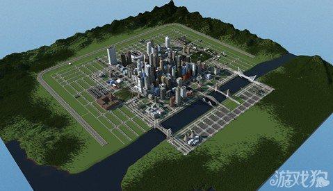 我的世界现代城市