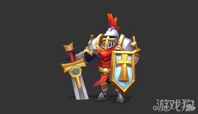 城堡争霸圣骑士技能介绍