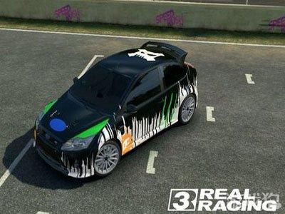 真实赛车3ken block涂装欣赏