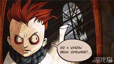 虽然《当幽灵来敲门》谈不上惊悚恐怖游戏中的一颗