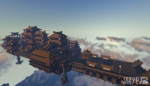 我的世界古代浮空船