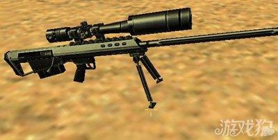 天天逆战巴雷特M95使用技巧分析图片