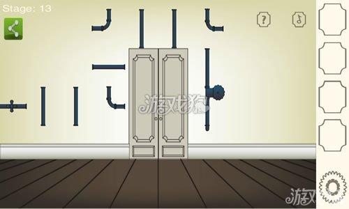 史上最简单的密室逃生11-15攻略图文详解_游雨记游戏攻略图片
