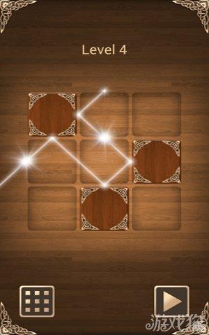 一束早已定位的光线,怎样才能和镜边盒搭配成精妙的反射角度,成为玩家通关所追求的通关效果。那么盒子的移动区域的考究也是避免不了的。