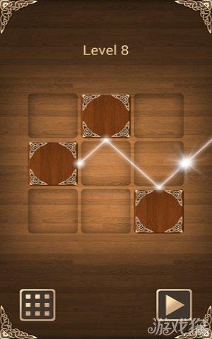 游戏中光线反射其实在场景表达上很是简单,主要的游戏对象就是镜边盒和光线,但是如若您要通关,那么就得注意运用光线来通过珍珠大小一般的机关