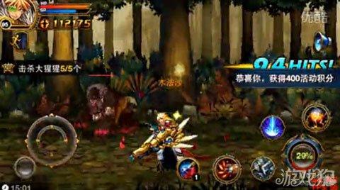 玩家只要战斗力达到要求即可通关
