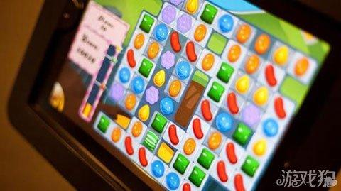 King指出《Candy Crush Saga》占公司第一季度总收益的67%
