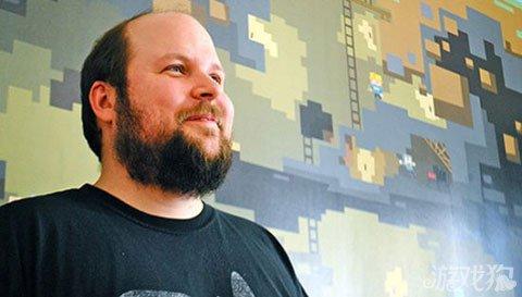 《Minecraft》开发者Markus Persson