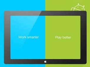 Windows加安卓 这事有的聊