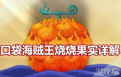 口袋海贼王烧烧果实详解 自然系恶魔果实