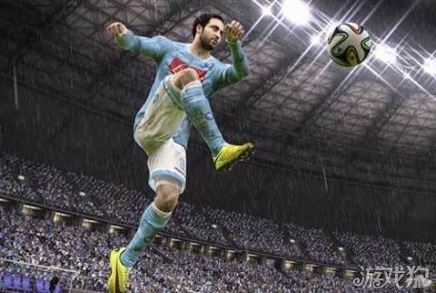 FIFA 15最新截图公开