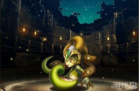 神魔之塔初级美女蛇动漫设计引人怜爱