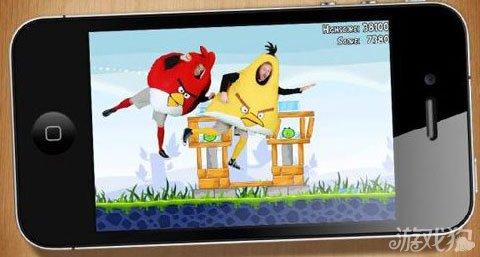 手机游戏广告收入出现最大涨幅