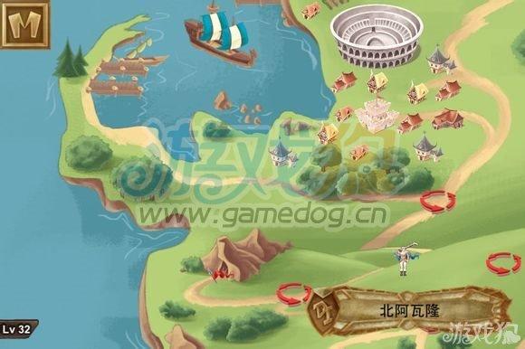 蓝龙岛怪物分布 中文讲解宠物捕捉点