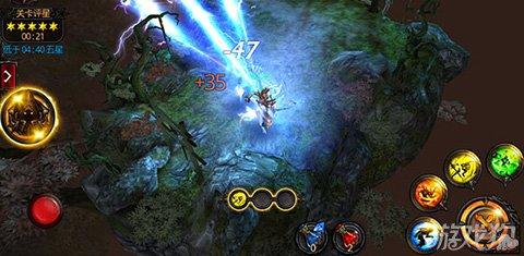 游戏激光技能特效素材